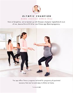 Offers of Fitness in Seraphine