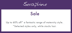 Seraphine coupon ( 11 days left)
