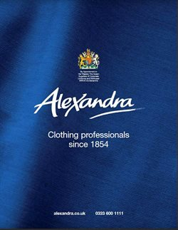 Alexandra offers in the London catalogue