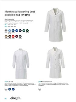 Coat offers in the Alexandra catalogue in London