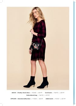 Ankle boots offers in the Bonprix catalogue in London