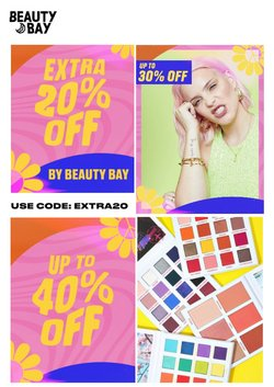 Pharmacy, Perfume & Beauty offers in the Beauty Bay catalogue ( Published today)