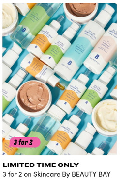 Beauty Bay coupon ( 2 days left )