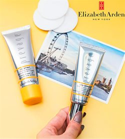 Elizabeth Arden offers in the London catalogue