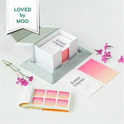 MOO offers in the London catalogue