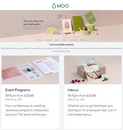 Books & Stationery offers in the MOO catalogue ( 6 days left)