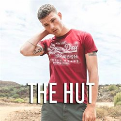 The Hut offers in the London catalogue