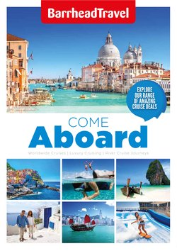 Travel offers in the Barrhead Travel catalogue ( Expires today)