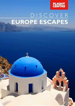 Travel offers in the Flight Centre catalogue in London