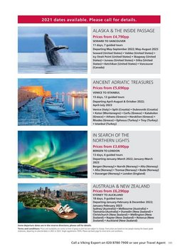 Offers of New Zealand in Viking River Cruises