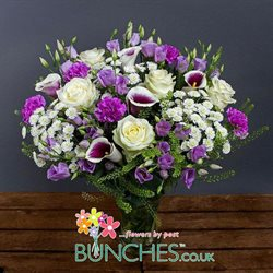 Bunches offers in the London catalogue