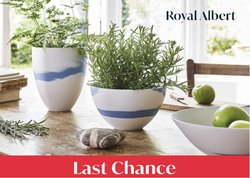 Royal Albert offers in the Royal Albert catalogue ( 5 days left)