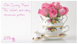 Royal Albert offers in the London catalogue