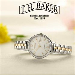 T.H. Baker offers in the Birmingham catalogue