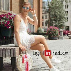 Light in the Box offers in the London catalogue