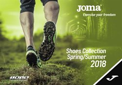 Joma offers in the London catalogue