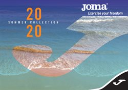 Joma catalogue ( More than a month )