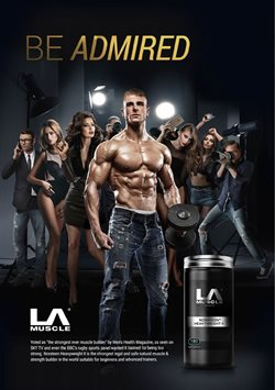 Rugby offers in the LA Muscle catalogue in London