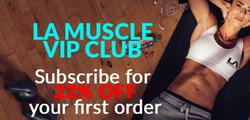 LA Muscle coupon ( 4 days left )