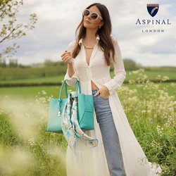 Aspinal of London offers in the Aspinal of London catalogue ( More than a month)