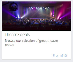 Lastminute offers in the London catalogue