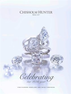 Chisholm Hunter offers in the London catalogue