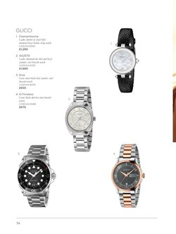 Gucci offers in the Chisholm Hunter catalogue in London
