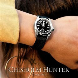 Chisholm Hunter catalogue ( Expired )