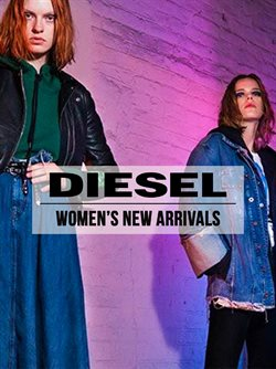 Diesel offers in the Birmingham catalogue