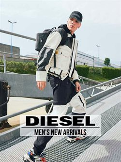 Diesel catalogue ( More than a month )