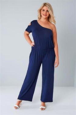 Jumpsuit offers in the Yours Clothing catalogue in London