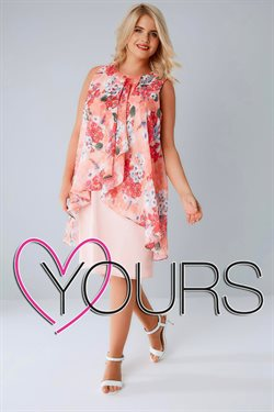 Yours Clothing offers in the Sheffield catalogue