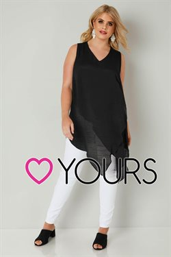Yours Clothing offers in the Manchester catalogue