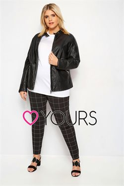 Yours Clothing offers in the London catalogue
