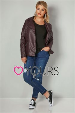 Yours Clothing offers in the Leicester catalogue