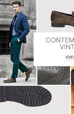 Men's shoes offers in the GEOX catalogue in London