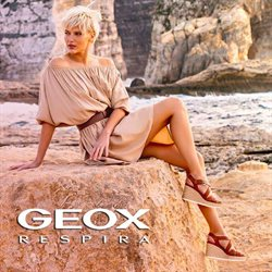 GEOX catalogue ( More than a month )