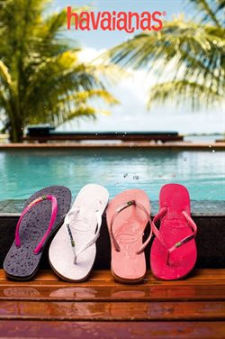 Havaianas offers in the London catalogue