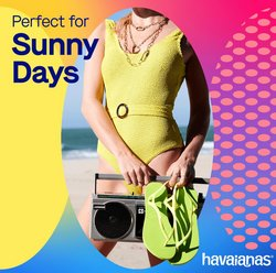 Havaianas offers in the Havaianas catalogue ( 7 days left)