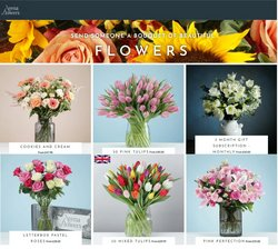Home & Furniture offers in the Arena Flowers catalogue in Bootle (Cumbria) ( 29 days left )