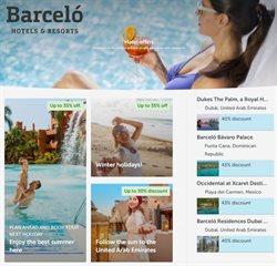 Barcelo Hotels catalogue ( 7 days left )