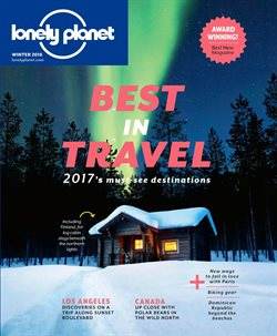 Lonely Planet offers in the London catalogue