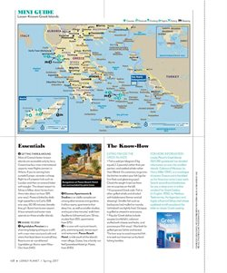 Miller offers in the Lonely Planet catalogue in London