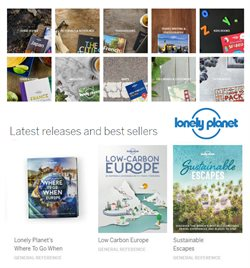 Lonely Planet catalogue ( 24 days left )