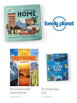 Travel offers in the Lonely Planet catalogue ( 3 days ago )