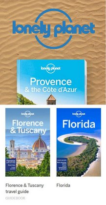 Lonely Planet offers in the Lonely Planet catalogue ( 9 days left)