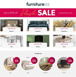 Home & Furniture offers in the Furniture123 catalogue ( 2 days left)
