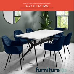 Furniture123 offers in the Furniture123 catalogue ( 20 days left)