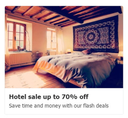 Hotels Click offers in the London catalogue