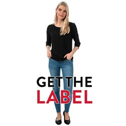 Getthelabel offers in the London catalogue